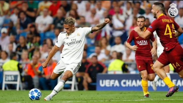 Phân Tích Tỷ Lệ As Roma – Real Madrid 03h00, Ngày 28/11