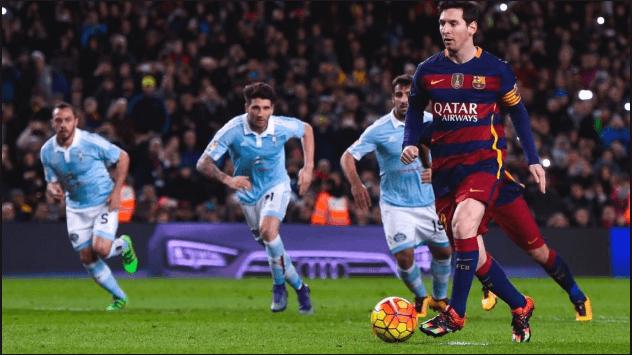 Tỷ Lệ Bóng Đá Barcelona – Celta Vigo 0h30, Ngày 23/12