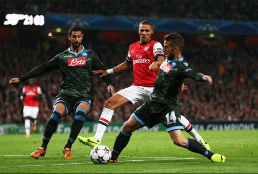 Tỷ Lệ Bóng Đá Arsenal – Napoli, 2H00 Ngày 12/04