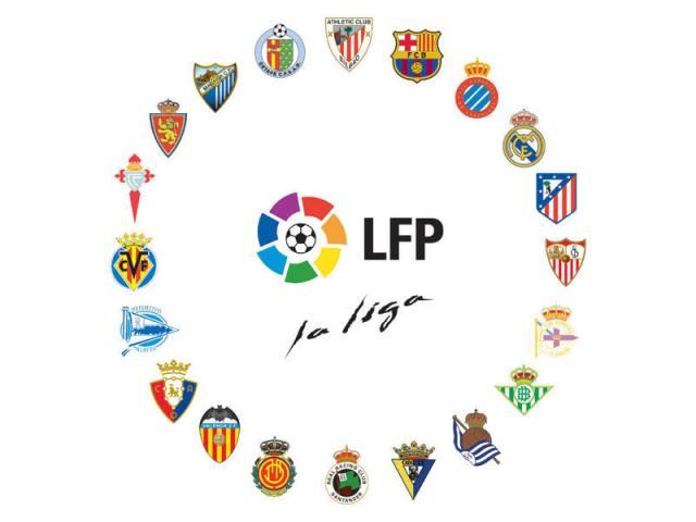 La Liga có bao nhiêu vòng đấu