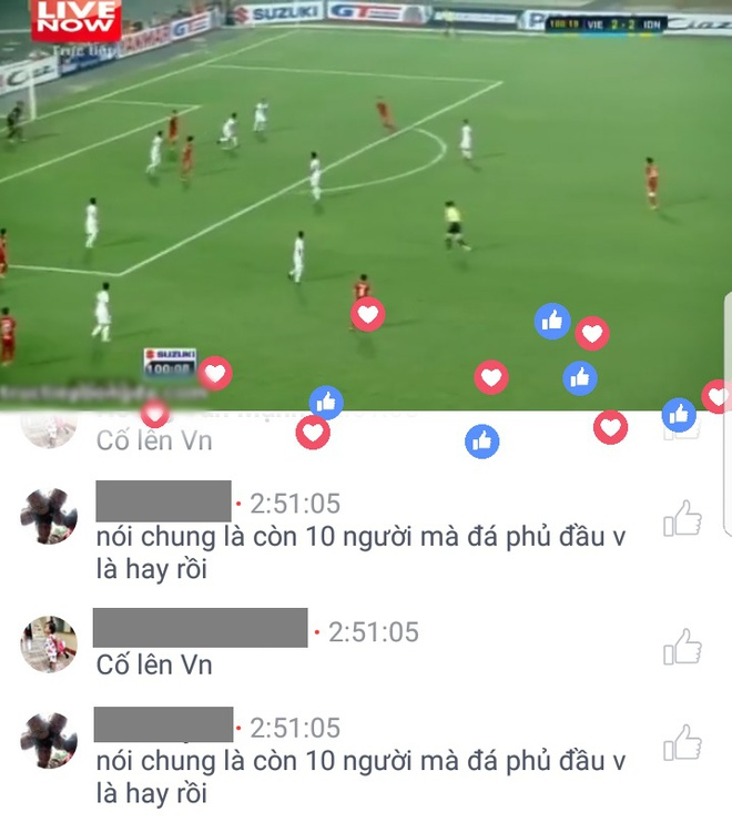 LiveStream bóng đá