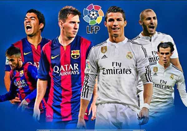 giải bóng đá La Liga
