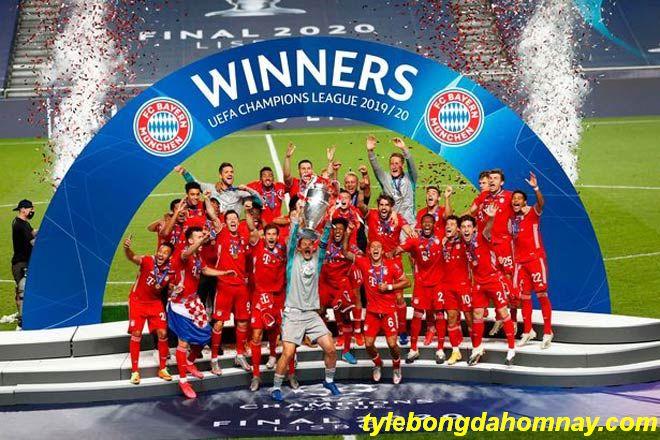 Các đội vô địch C1