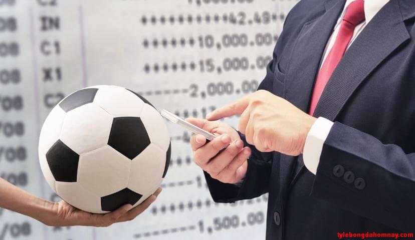 trang các cược bóng đá