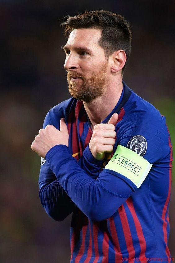 ảnh Messi