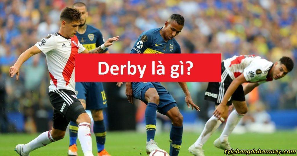 Derby là gì
