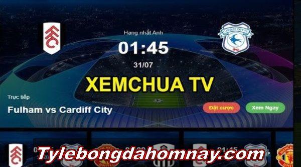 trực tiếp bóng đá Xem chua TV